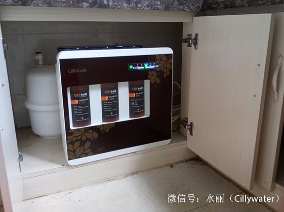 净水器安装问题