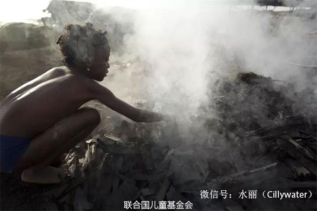 儿童受空气污染影响