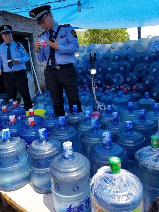 假桶装水泛滥