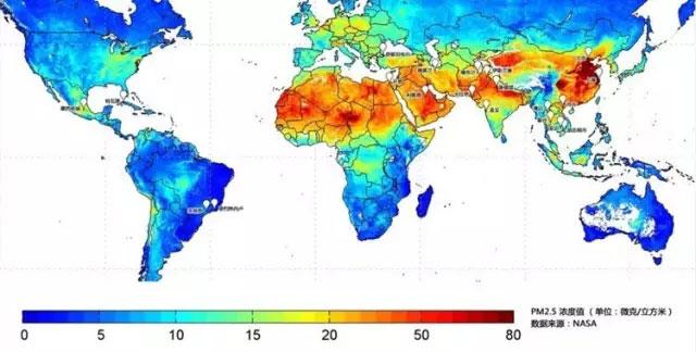 雾霾影响发育
