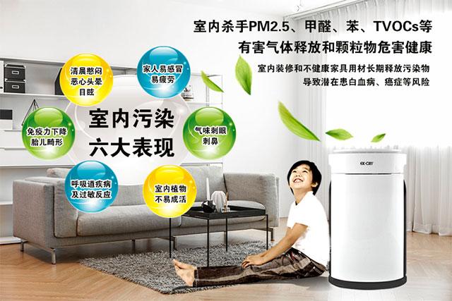为什么要使用空气净化器