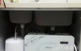 水丽净水器RO5-C简爱安装实景图
